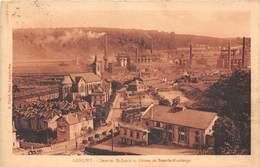 LONGWY - Quartier St Louis Et Usines De Senelle Maubeuge - Longwy
