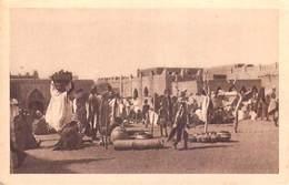 Afrique > Mali - TOMBOUCTOU La Place Du Marché *PRIX FIXE - Mali