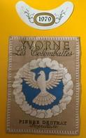 11306 - Yvorne Les Colomballes 1979 Suisse - Etiquettes