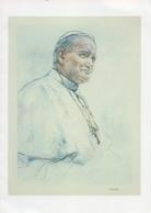 Aandenken Aan Paus Joannes Paulus II – Karol WOJTYLA. ° Wadowice (Polen) 18/05/1920 - + Rome 02/04/2005. - Papes