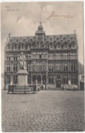 CP-JEN: Hal Hôtel De Ville. Jeanne - Halle