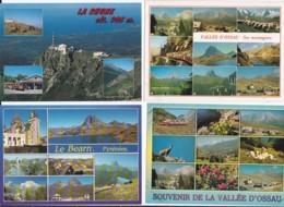 64 - Pyrénées Atlantique - Lot De 100 Cartes Postales (toutes Multivues) Majorité Pays Basque - Non Classés