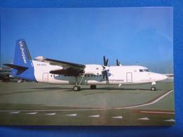 FOKKER 50   KLM CITY HOPPER   PH KVC - 1946-....: Ere Moderne