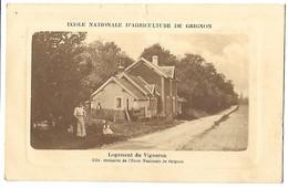 GRIGNON - Ecole Nationale D'Agriculture - Logement Du Vigneron - Grignon