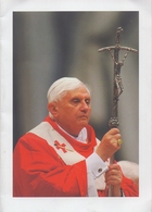 Aandenken Aan Paus Benedictus XVI – Joseph RATZINGER. ° Marktl Am Inn (Duitsland) 16/04/1927. - Papes
