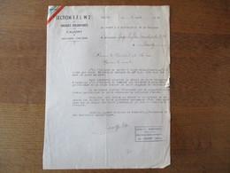 SECTION F.F.I. W 2 ET ENGAGES VOLONTAIRES DE CAUDRY GROUPANT RHIN & DANUBE,ANCIENS D'EXTRÊME ORIENT COURRIER DU 7 MARS 1 - Documents