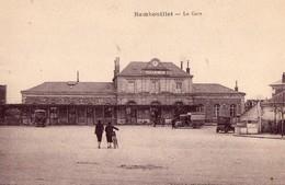 RAMBOUILLET - La Gare - Rambouillet