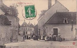 OUANNE (89) - La Place - Desvignes 1 - 1913 - Frankreich