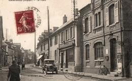 ESCARBOTIN ( 80 ) - La Poste - Autres Communes