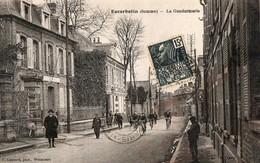 ESCARBOTIN ( 80 ) - La Gendarmerie - Andere Gemeenten