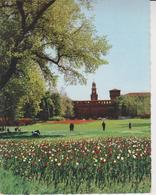 Milano-parco E Castello Sforzesco - Milano