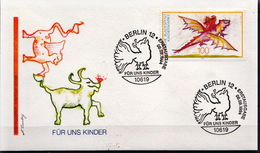 Germany FDC From 1994 - Childhood & Youth