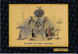 D41 - BLOIS - MAISON DE LA MAGIE-LE GENIE DES ROSES (AUTOMATE)- PHOTO JEAN-PHILIPPE THIBAULT -COLLECTION VILLE DE BLOIS - Blois