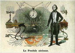 D41 - BLOIS - MAISON DE LA MAGIE - LA PENDULE AERIENNE - GRAVURES ALENTOURS 1850 - Blois