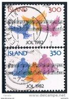 Iceland 1982 - Christmas - 1944-... República