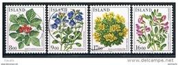 Iceland 1985 - Flowers - 1944-... República