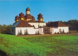GENK : Huishagenstraat: De Oekraïnse Orthodoxe Kerk Van De Heilige Aartsengel Michaël -  Met Daarbij Ook 3 Ikonen. - Tableaux, Vitraux Et Statues