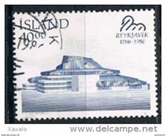 Iceland 1986 - The 200th Anniversary Of Reykjavik - 1944-... República