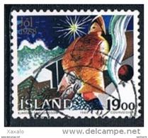 Iceland 1988 - Christmas - 1944-... República