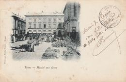 Marché Aux Fleurs - Reims