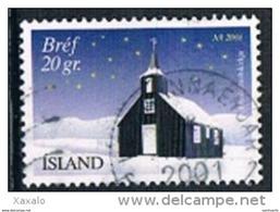 Iceland 2001 - Christmas - 1944-... República