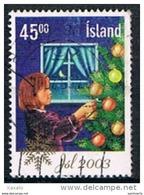 Iceland 2003 - Merry Christmas - 1944-... República