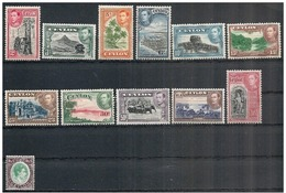 Ceylon/Ceylan: Soggetti Diversi, Different Subjects, Différents Sujets - Sri Lanka (Ceylon) (1948-...)