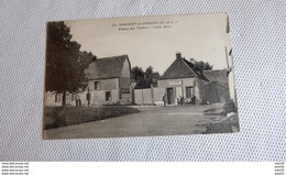 NOGENT LE PHAYE : Place Du Tertre, Café Blin ….................…872 - Sonstige Gemeinden