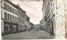 (BW112) Wavre    La Rue De Namur - Wavre