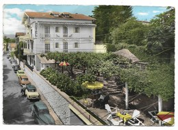 64-CIBOURE-Hôtel HELRO-BAÏTA, Vue Extérieure ... 1964  Animé - Ciboure