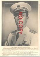 Savoia, A.R. Amedeo Duca D'Aosta, Comandante Superiore Delle Forze Armate Dell'A.O.I. - Case Reali