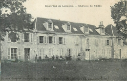 63 - ENVIRONS DE LALIZOLLE - PUY DE DOME - CHATEAU DE NADES - VOIR SCANS - Francia