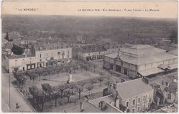 La Vendée - La Roche Sur Yon - Vue Générale - Place Travot - Le Marché - La Roche Sur Yon