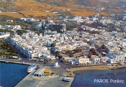 GRECE  PAROS PARIKIA  (AGOS100005-7) - Grecia