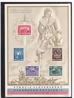 (K 4322a) Tschechoslowakei, Block 7** Mi. 40,- Euro - Blocks & Sheetlets