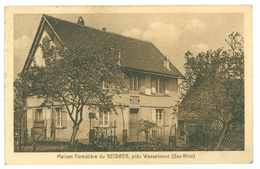 67 - MAISON FORESTIERE DU GEISWEG...près Wasselonne... - Francia