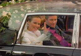 Fotoreportage Van Het Huwelijk Van Koning FILIP En Koningin MATHILDE / Reportage Photo Du Mariage Du Roi PHILIPPE Et ... - Koninklijke Families