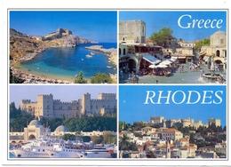 POST CARD GRECE  RODES   (AGOS100009-12) - Grecia