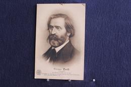 I - 69 / Compositeur Italien, Giuseppe Verdi  - Né  Le10octobre1813àRoncoleet Mort Le27janvier1901àMilan - Artistes