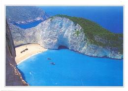POST CARD GRECE  ZAKYNTHOS  (AGOS1000013-16) - Grecia