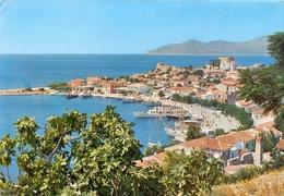 POST CARD GRECE  SAMOS  (AGOS1000014-15) - Grecia
