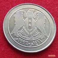Syria 10 Pounds 1996 KM# 124  Siria Syrie - Syria