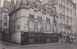 PARIS (75) - Hôtel Montholon - La Poste - ND 2241 - Sans Date - Cafés, Hotels, Restaurants