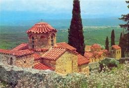 POST CARD GRECE  MISTRAS  (AGOS1000017-20) - Grecia