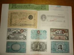 B 2602 - Biglietti Della Banca Nazionale Consorziali - Biglietto Consorziale