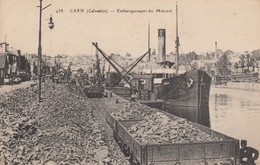 CAEN : Embarquement Du Minerai - Caen