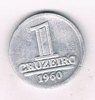 1 CRUZEIRO 1960 BRAZILIE /5928/ - Brésil