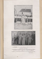 DOMME    LIVRE 25 PAGES   FELIBREE 1938 - France