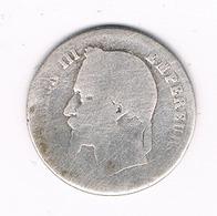 50 CENTIMES 1866 FRANKRIJK /5936/ - France