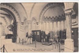 GENT  / EXPO 1913 / INTERIEUR KOLONIAAL PALEIS - Gent
